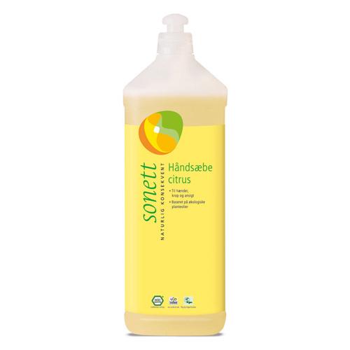 Image of Håndsæbe citrus Sonett (1 l)