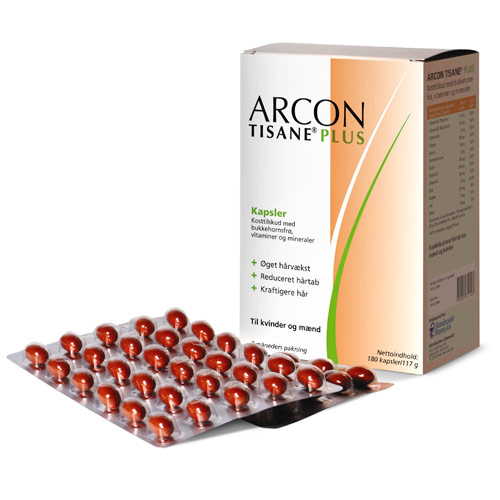 Image of Arcon Tisane Plus (180kap)