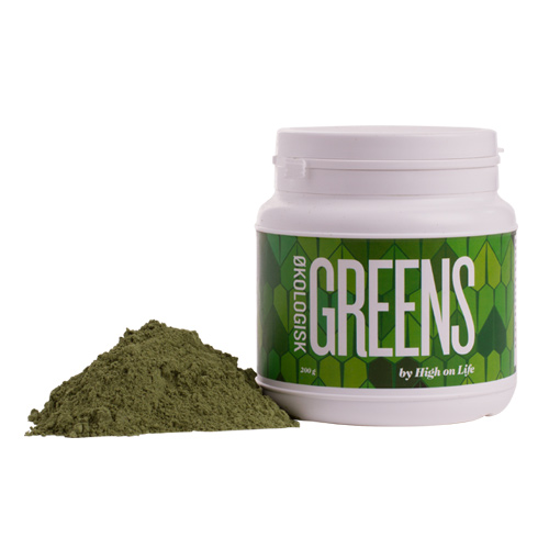Image of Greens by High on Life Ø (200g)
