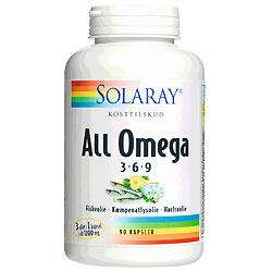 Image of   AllOmega3-6-9 (90kap)