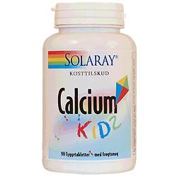 CalciumKidstyggem.10mcg (90tab)