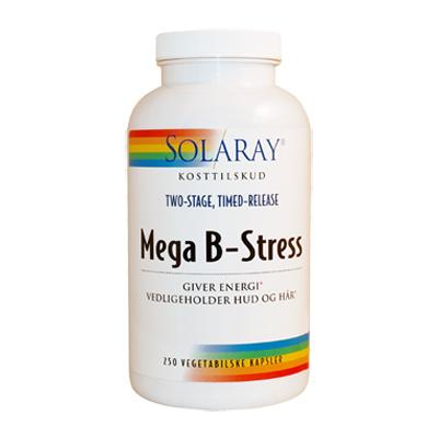 MegaB-Stress (250kap)