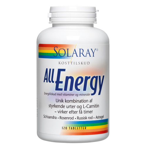 Image of AllEnergy (120tab)