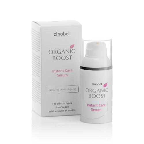 Billede af Instant Care Serum Organic Boost (30 ml)