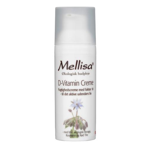 Image of   MellisaD-vitamincreme (50ml)