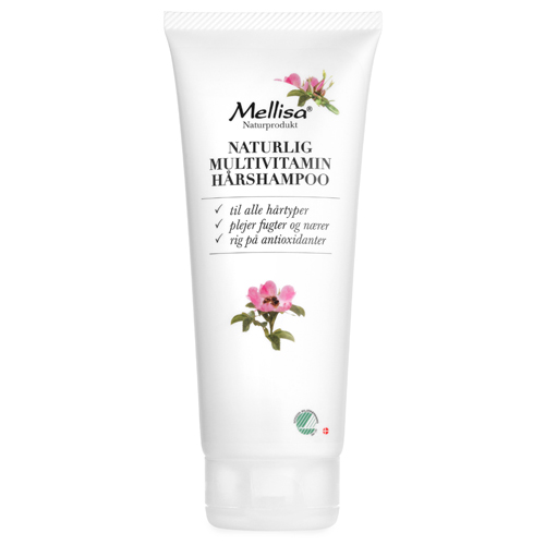 Image of   Mellisa Multivit hårshamp (200 ml)