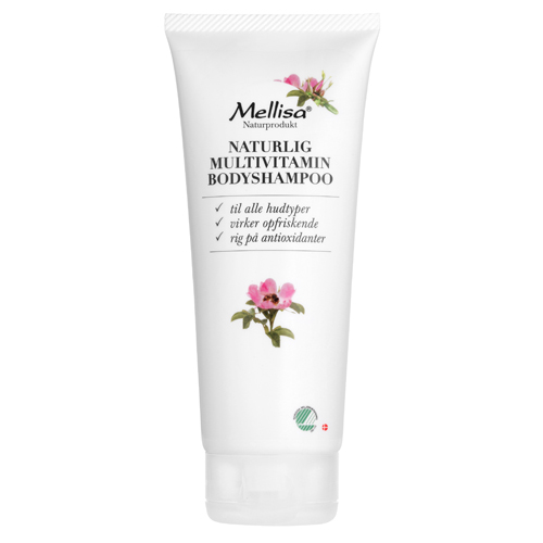 Image of   Mellisa Multivit bodyshamp (200 ml)