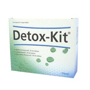 Image of   Detox-Kit3x30ml (30g)