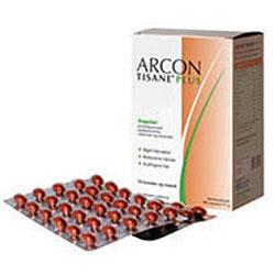 Image of   Arcon Tisane Plus (60 kap)