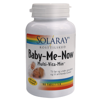 Image of   Baby-Me-NowMulti-Vita-Min (90tab)