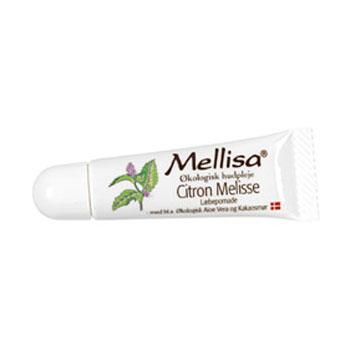 Billede af Mellisa Læbepomade citronmellise (10 ml)