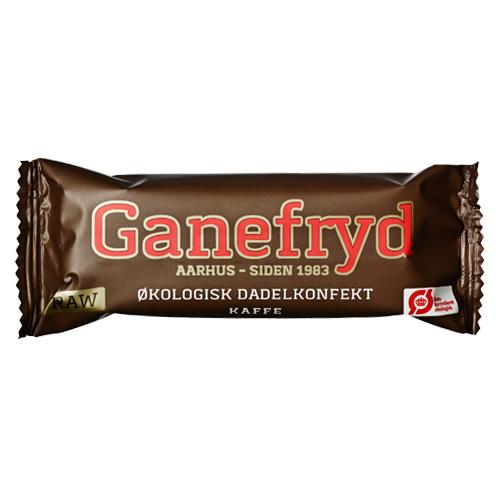 Billede af Rawbar Dadelkonfekt Kaffe Ø Ganefryd (50 g)