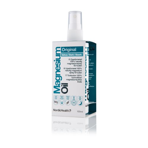 Image of   Magnesium spray original NordicHealth (100 ml)