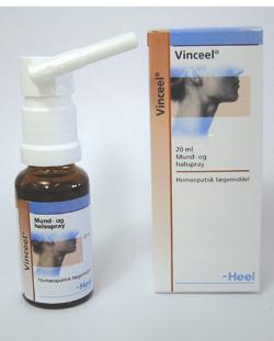 Vinceel Mund- og halsspray (20 ml)