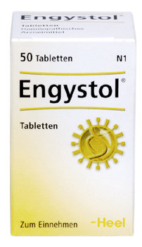 Image of   Engystol (50 tab)