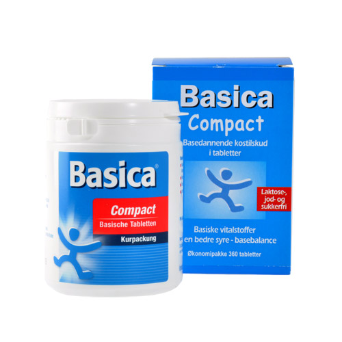 Image of   BasicaCompact (360tab)