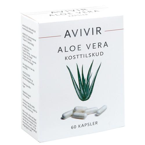 Image of   AVIVIRAloeVeraKapsler (60kap)