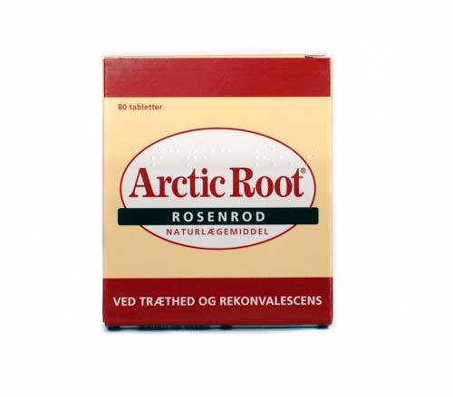 Image of   Arctic Root rosenrod145mg (80tab)