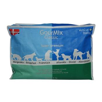Image of   GourMix Classic fuldfoder til hunde (8 kg)