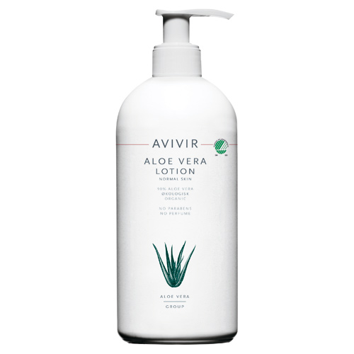 Image of   AVIVIR Aloe Vera Lotion 90% (500 ml)