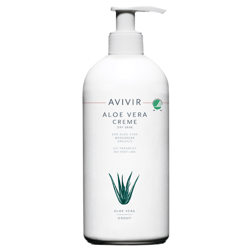 Image of   AVIVIRAloeVeraCreme80% (500ml)