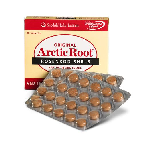 Image of   Arctic Root rosenrod145mg (40tab)