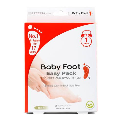 Image of Baby Foot fodpakning til (70ml)