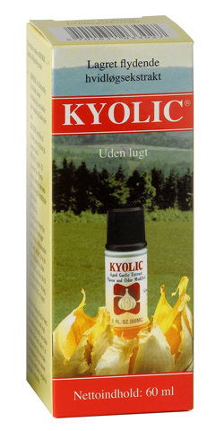 Image of   Kyolic flydende (60 ml)