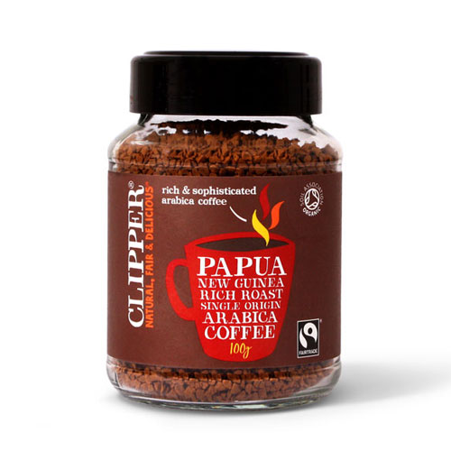 GU instant kaffe fra Viivaa