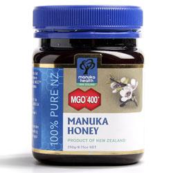 Image of   Manuka Honning MGO 400+ - 250 gram