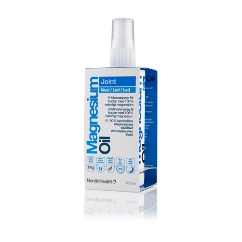 Magnesium spray ledsmerte NordicHealth (100 ml)