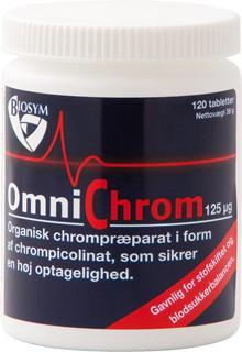 Billede af Biosym OmniChrom (120 tab)