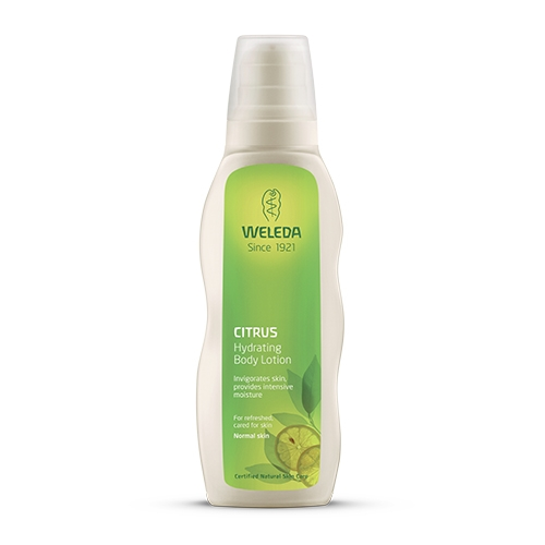 Image of   Body Lotion Hydrating Citrus Weleda (200 ml)