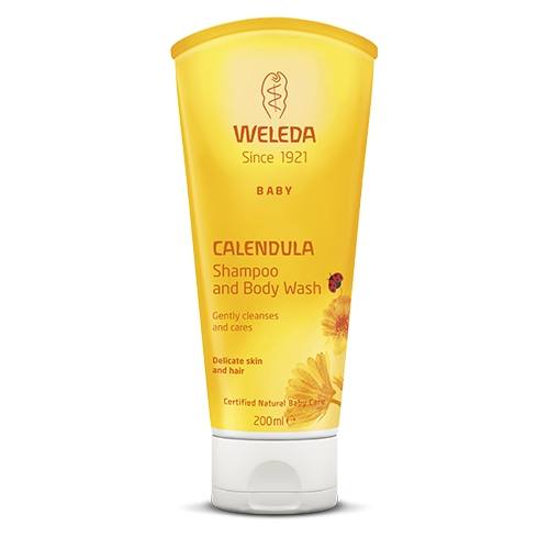 Image of   CalendulaShampoo&Body (200ml)