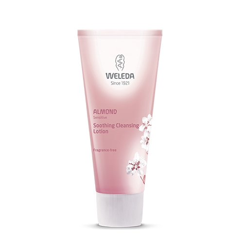 Image of   Cleansing Lotion Almond Soothing Weleda (75 ml)