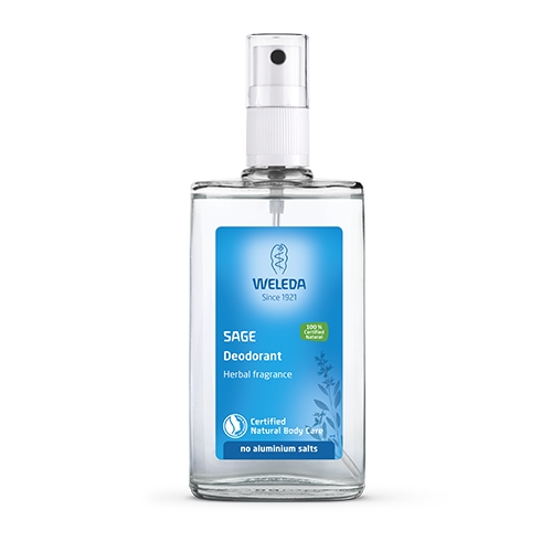 Deodorant Salvia Weleda (100 ml)