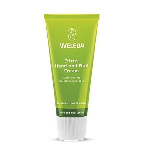 Image of   Hand and Nail Cream Citrus Weleda (50 ml)