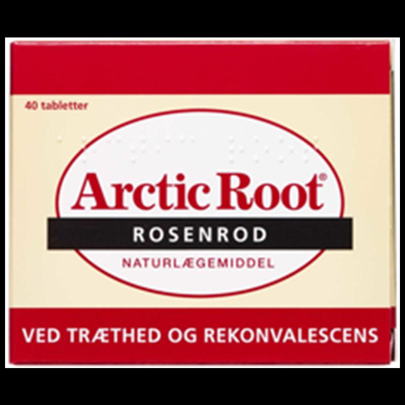 Billede af Arctic Root rosenrod145mg (40tab)