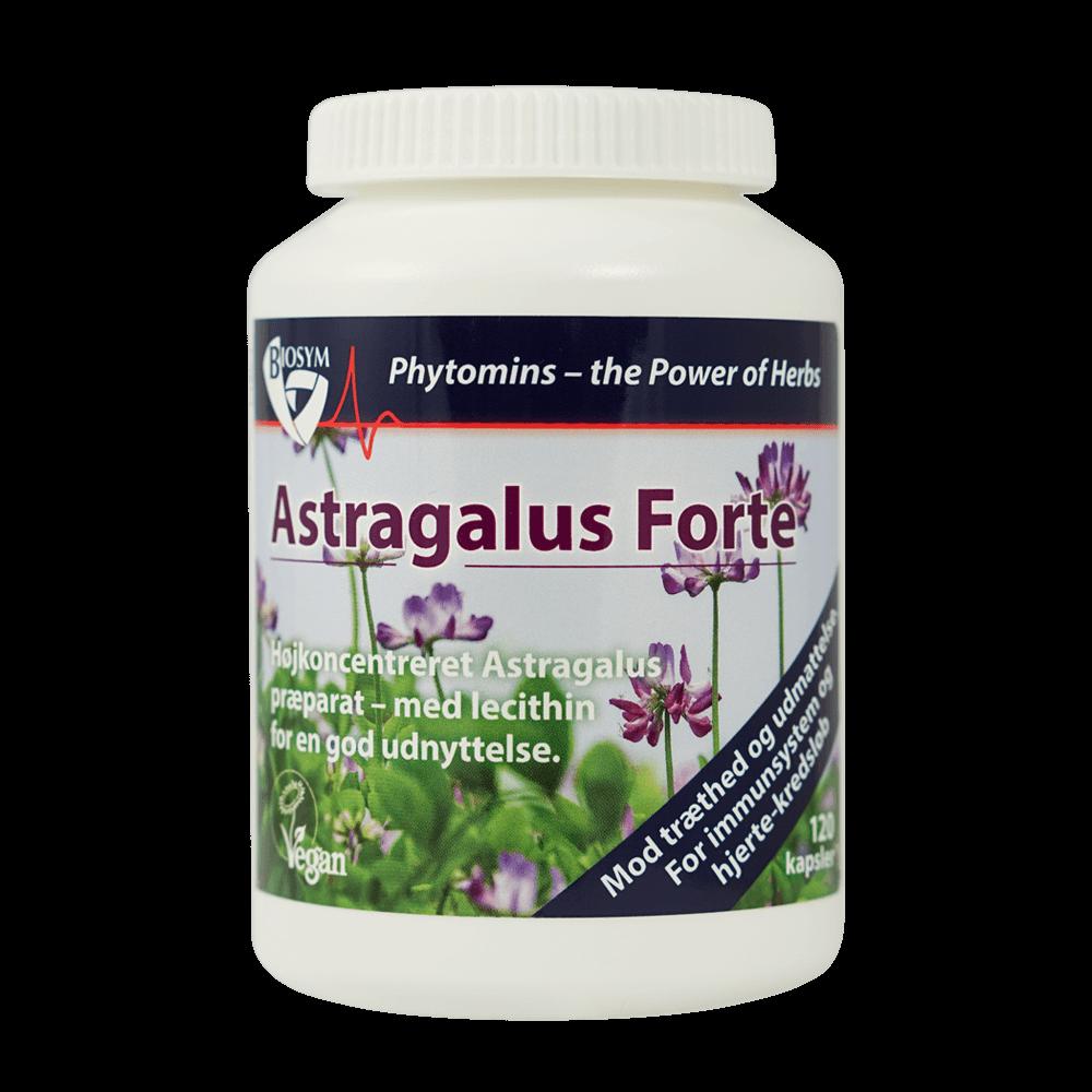 Billede af Biosym Astragalus Forte (120 kap)