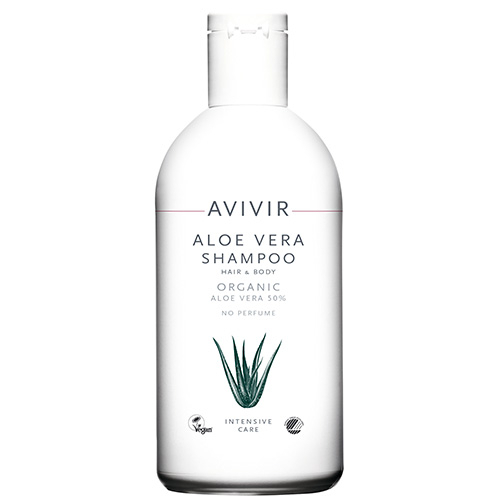 Image of   AVIVIR Aloe Vera Shampoo 50% (300 ml)