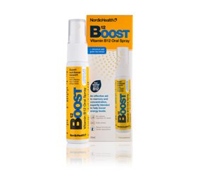 Billede af B12 vitamin spray 300 mcg NordicHealth (25 ml)