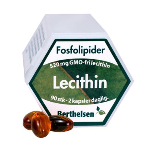 Image of   LecithinBerthelsen (90 kap)