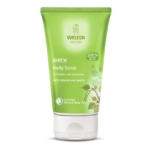 Image of   Birch Body Scrub Weleda (150 ml)