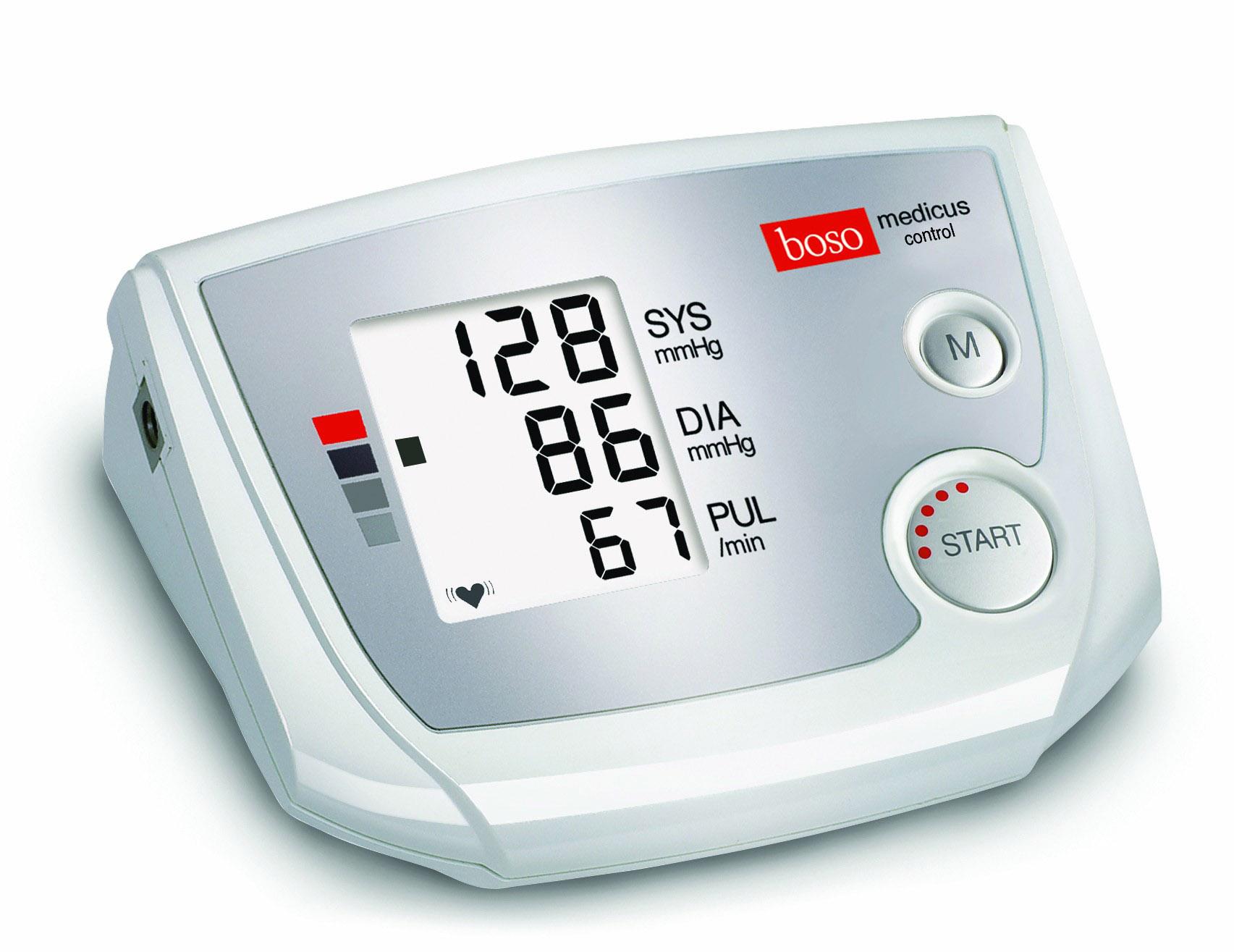 Image of BOSO Control Blodtryksmåler