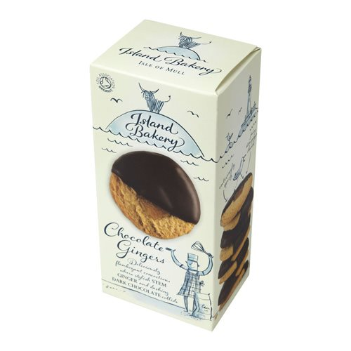 Billede af Chocolate gingers cookies Ø (150 g)