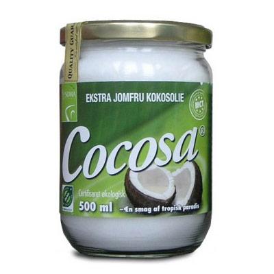 Billede af Cocosa Extra Jomfru Kokosolie (500ml)