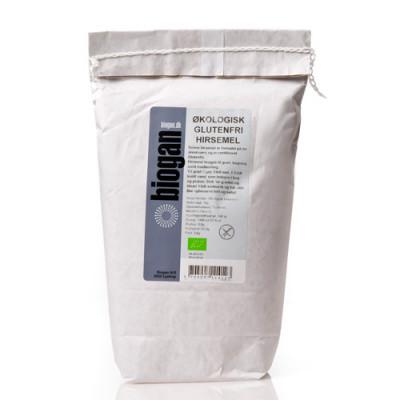 Hirsemel glutenfri Ø (1 kg)