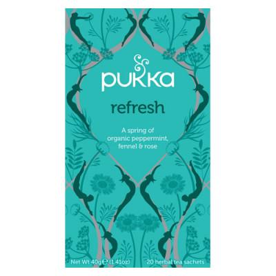 Pukka Refresh Pitta Te Ø (20 breve)