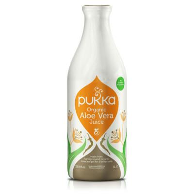 Aloe vera juice Ø Pukka (1 l)