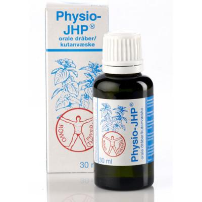 JHP Ægte Japansk Pebermynteolie - 950 mg/gr (30 ml.)